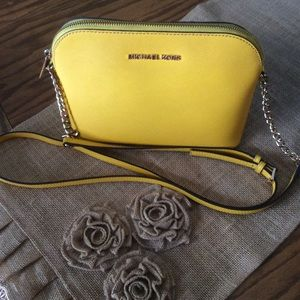 Michael Kors Dome Crossbody